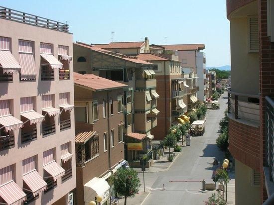 Mediterraneo R.T.A.: Vista Posteriore a Sud
