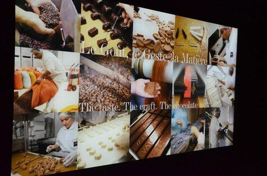 Cité du Chocolat Valrhona : Cité du Chocolat