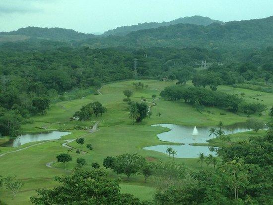 Radisson Summit Hotel And Golf: Vista Cancha de Golf