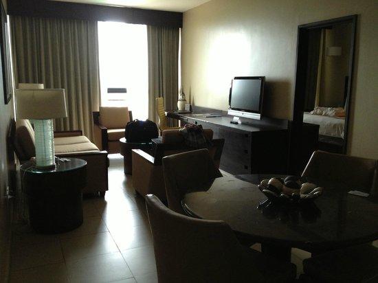 Radisson Summit Hotel And Golf: Sala Habitación Junior Suite