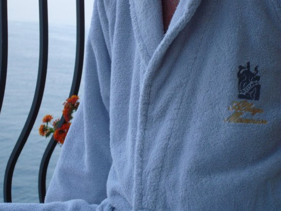 Hotel Miramare: Nice robes!