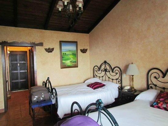 Hotel Atitlan : Room
