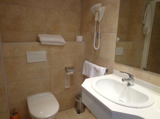 Hotel Puchet : Baño