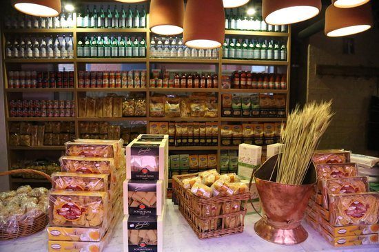Jean Louis Joseph: Pasta & Grains section