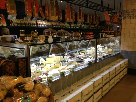 Jean Louis Joseph: Cheese Counter