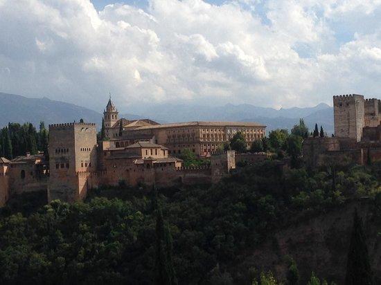 Hotel Alixares: Alhambra