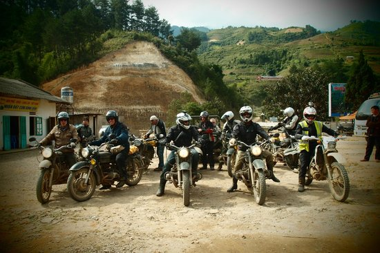 Cuong Motorbike Adventure: North-East tour!