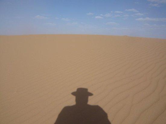Krikich Day Tours: Me in the Sahara