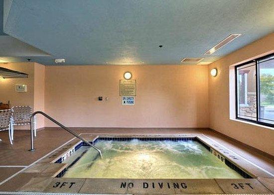 Comfort Suites Grand Rapids North: Hot Tub
