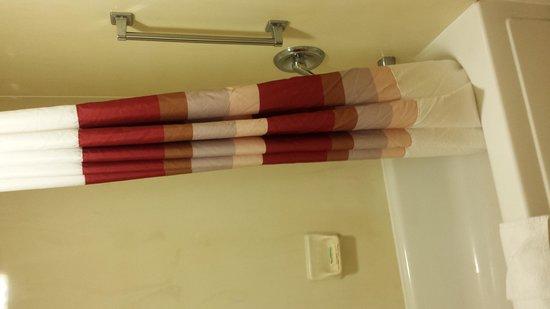 Red Roof Plus+ Miami Airport: Bathroom