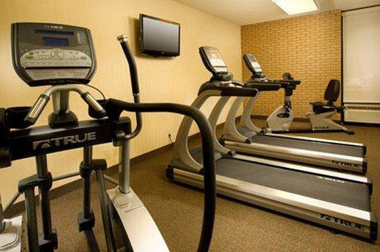 Drury Inn & Suites Columbus Dublin: Fitness Center