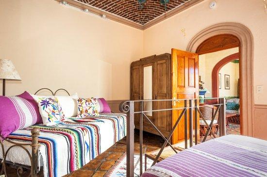 Tres Casitas Bonitas: Bedroom ,Casita #2