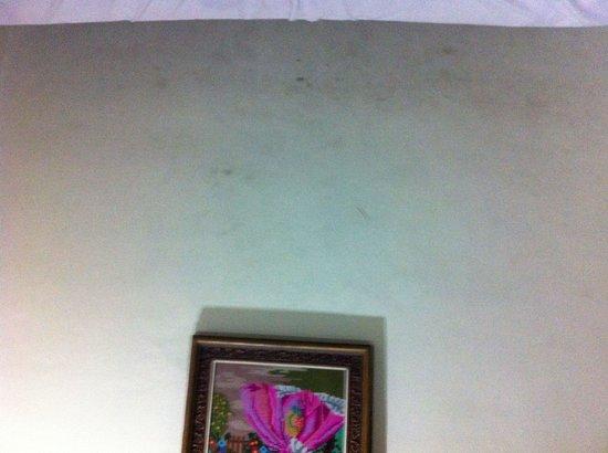 Hotel Tampiarto : Murs sales