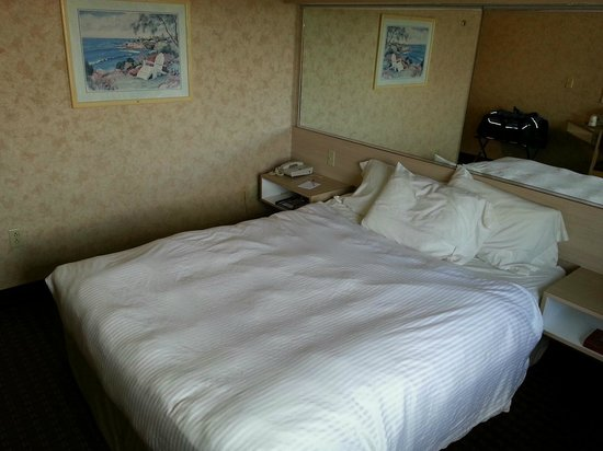 Microtel Inn & Suites by Wyndham Baldwinsville/Syracuse : Bedroom, generic