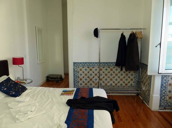 "Ribeira Tejo by Shiadu: Room No. 202 - ""open almera"""