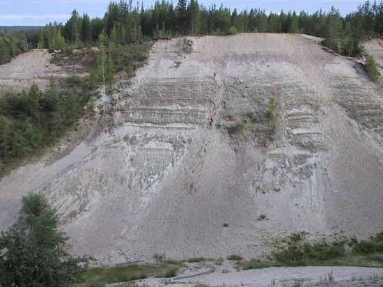 Marranasvaltan: Marranäsvältan i Fällfors, Skellefteå