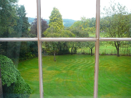 Alison House Hotel: View from room.