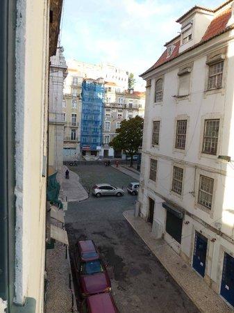 Ribeira Tejo by Shiadu: View from the side window