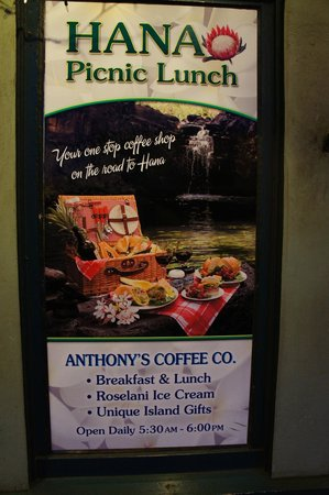 Anthony's Restaurant in Paia