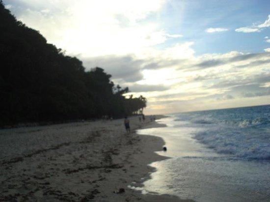 Shangri-La's Boracay Resort & Spa: playa del hotel