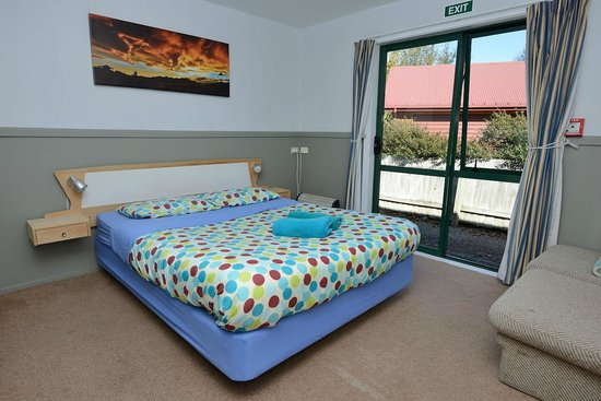 Jack in the Green Backpackers : Double Room