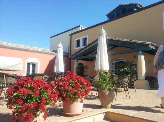 Residence Marsa Sicla: club house