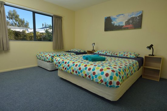 Jack in the Green Backpackers : Double/twin room with ensuite