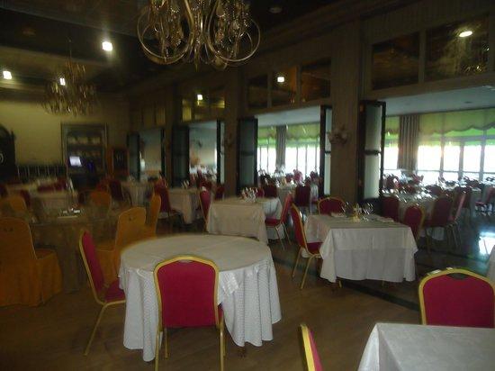 Hotel Los Angeles &Spa: salão de refeições