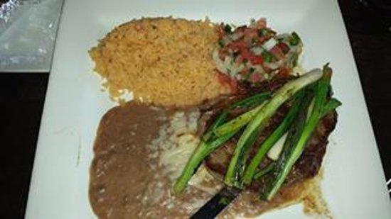 Plaza Azteca: Carne Asada