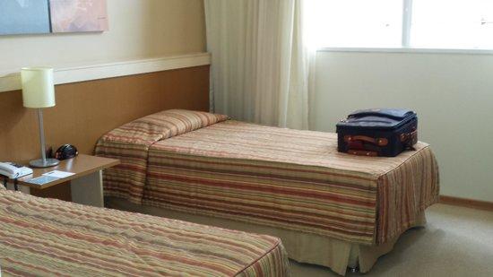 Astron Hotel Bauru: Overview of the room