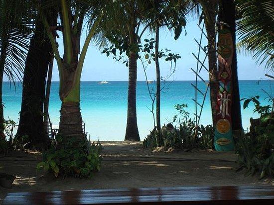 Mango-Ray Resort : frontal hotel