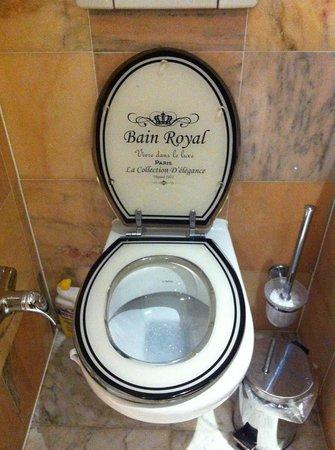 Crown Bed & Breakfast: Bain Royal