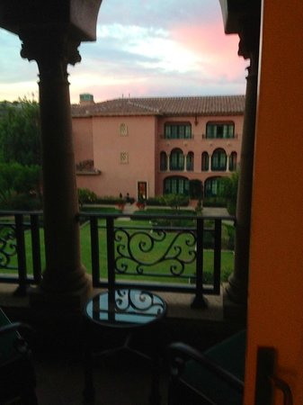 Fairmont Grand Del Mar : View