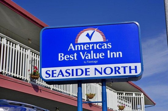 Americas Best Value Inn-Seaside North : Exterior