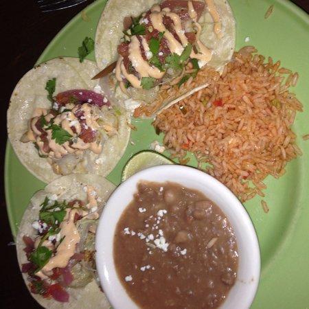 Cantina: Spicy Shrimp Tacos