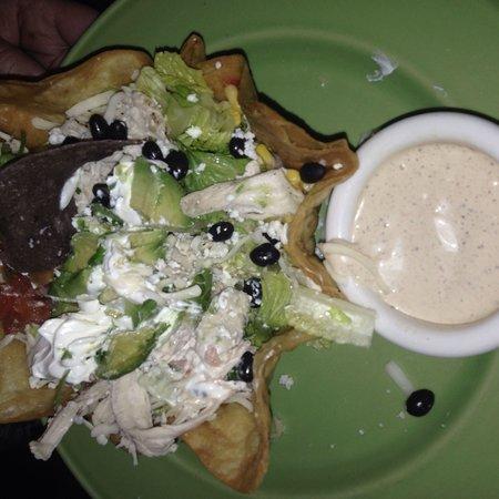 Cantina: Chicken Taco Salad