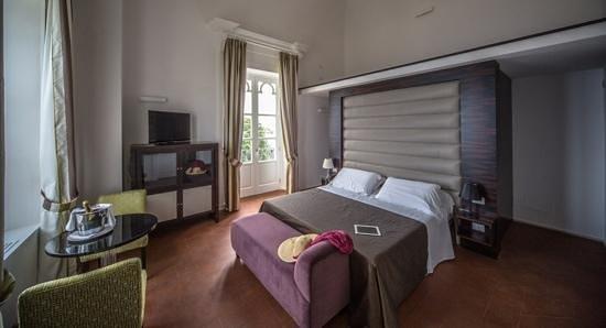 Mon Repos Luxury Suites: la camera isola bella