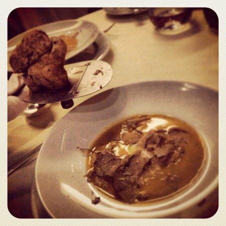 Restaurant Guy Savoy : Soup