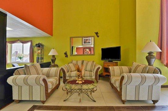 Americas Best Value Inn & Suites-Haltom City/Ft. Worth : Lobby