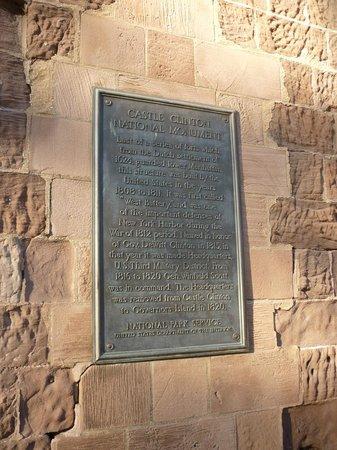Castle Clinton National Monument : Castle Clinton 4