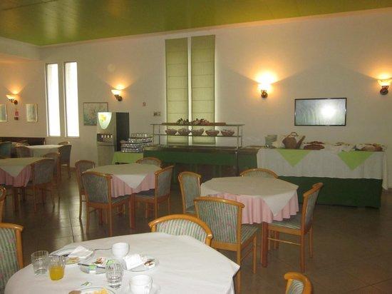 Hotel Luar: Frühstücksraum