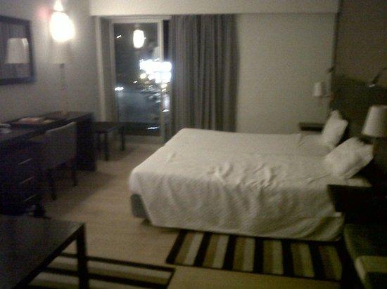 Hotel Alvorada: Quarto