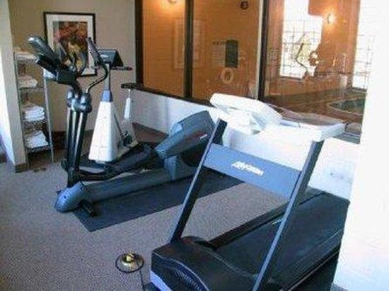 Aspen Suites Rochester: Fitness Center