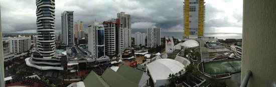 Sofitel Gold Coast Broadbeach: View from room