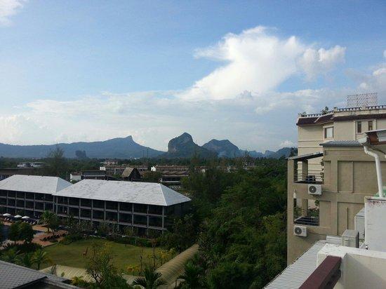 The Royal Nakara: From hotel view