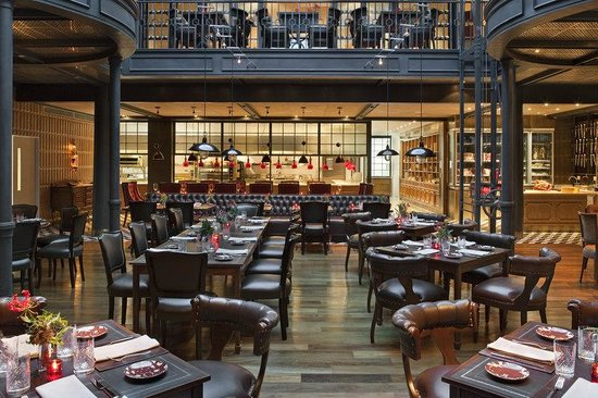 Four Seasons Hotel Buenos Aires : Restaurant