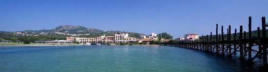 Hotel Cala di Volpe, a Luxury Collection Hotel : Exterior