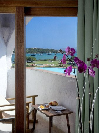 Hotel Cala di Volpe, a Luxury Collection Hotel : Classic Double Room Pool And Sea View