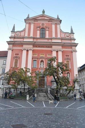 Franciscan Church (Franciskanska cerkev): Chiesa francescana dell'Annunciazione