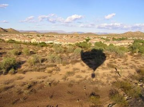 2 Fly Us Hot Air Balloon Rides - Private Flights: awesome views